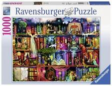 RAVENSBURGER JIGSAW PUZZLE FAIRYTALE FANTASIA AIMEE STEWART 1000 PCS #19684