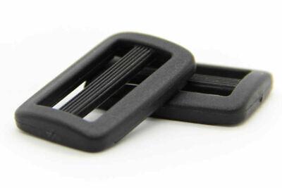 Gurtband Regulator 10 Leiterschnallen 30mm Schieber Stopper