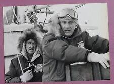 (X225) Pressefoto - Bäreninsel in der Hölle der Arktis (1979) / Bear Island #3