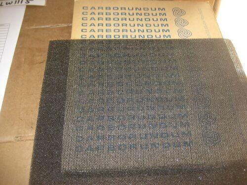 CARBORUNDUM  9 X11 80C SIC SANDSCREEN LW1113-25