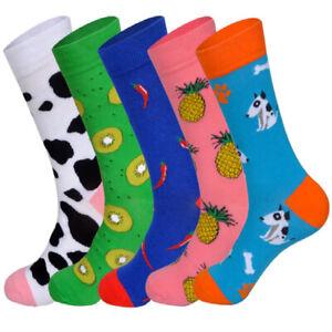 Womens-Happy-Socks-5-Pack-Cute-Bright-Morning-Delight-5-Pair-Sock-Set