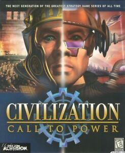 Details about CIVILIZATION CALL TO POWER 1 +1Clk Windows 10 8 7 Vista XP  Install