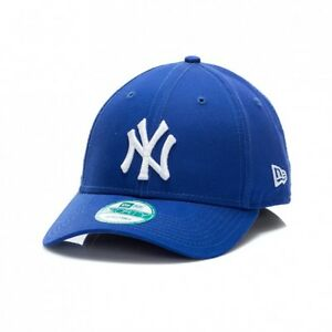 NEW ERA 940 MLB LEAGUE BASIC CAP NEW YORK YANKEES NY CAP ORIGINAL ... 776b2645cf6