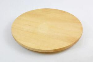 drehteller pizzateller 40 cm drehbar holzteller drehplatte buche k seteller ebay. Black Bedroom Furniture Sets. Home Design Ideas