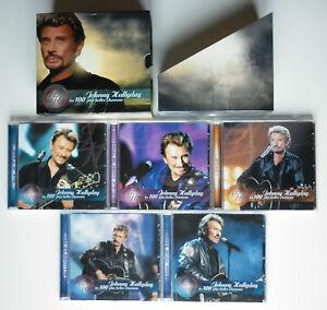 Johnny-Hallyday-coffret-5-cd-album-Les-100-Plus-Belles-Chansons
