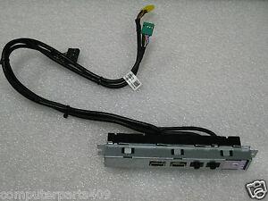 Details about Genuine OEM Dell OptiPlex 390 3010 DT Front Panel USB I/O  Panel Board R4V2G