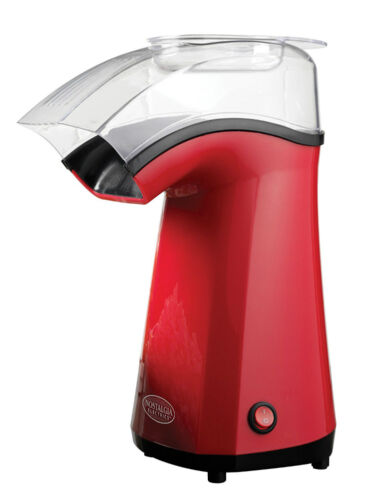 """Nostalgia APH200RED Air-Pop Popcorn Maker w// 16 Cups Capacity 31.5/"""" Red"""