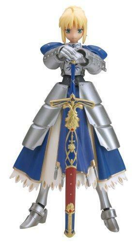 Kb04c Fate/Stay Night: Saber Armor Armor Armor Version Figma Action Figure 9c72ad