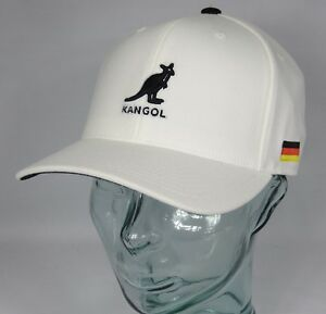 KANGOL-Nations-110-reglable-Casquette-Baseball-SIGNE-CAP-ALLEMAGNE-GERMANY-NEUF