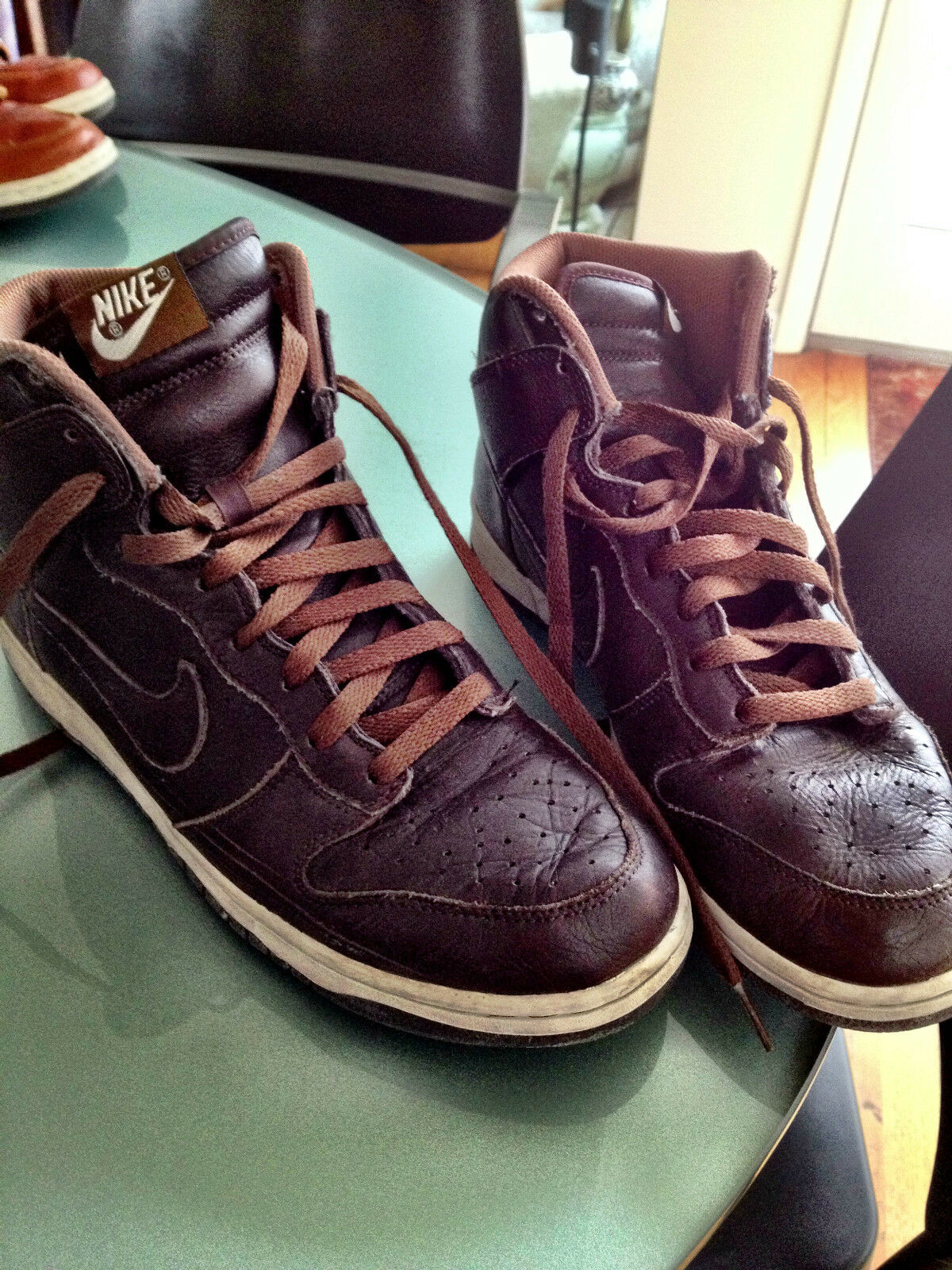 Nike Dunk Abedul High Premium Barroco marrón Abedul Dunk 1ae27b