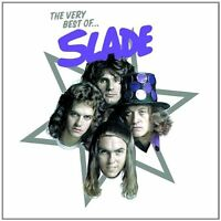 SLADE THE VERY BEST OF 2 CD - RE-ISSUED OCTOBER 2015 (GREATEST HITS)
