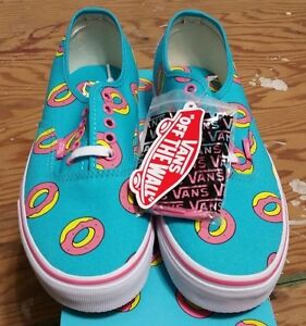 ff28e1f91a VANS X ODD FUTURE Authentic SZ 10.5 SCUBA DONUT GOLF WANG supreme ...