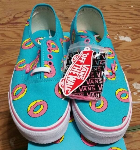 146e5b3f37 VANS X ODD FUTURE Authentic Size 10 SCUBA DONUT GOLF WANG supreme syndicate