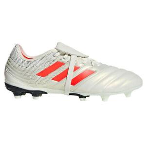 Adidas-Copa-Gloro-19-2-FG-Mens-Soccer-Cleats-D98060-White-Red-NEW-List-120