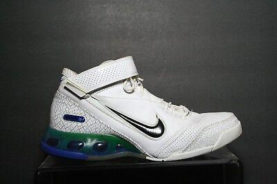 Nike Air Max 180 BB VTG 2006 Men 10.5 Basketball Multi White Athletic Strap Hip   eBay