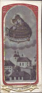 Maria-Libro-Hilf-Guttaring-Wallfahrt-Cuadro-Santos-Amria-Austria-B-7341