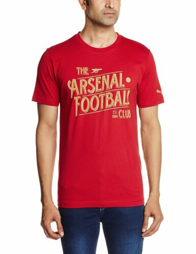 Arsenal Mens/'s Graphic Fan T-Shirt