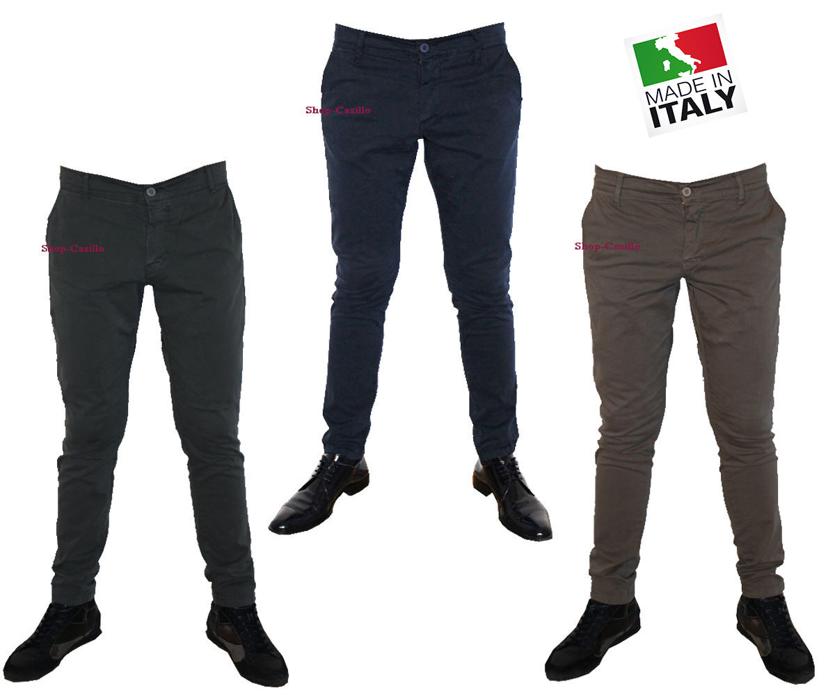 Pantalone men Jeans Tasca America Over Taglie Grandi 54 56 58 60 62 64 Calibrat