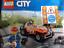 LEGO-City-Route-Travailleur-30357-Sac-en-Plastique-Neuf-Emballe miniature 1
