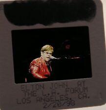 ELTON JOHN 6 Grammy Awards  sold more than 300 million records ORIGINAL SLIDE 45
