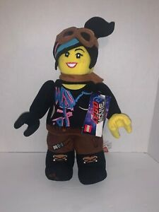 The-LEGO-Movie-2-Lucy-12-034-Plush-Soft-Stuffed-NEW
