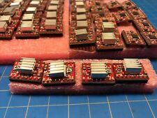 Lot Of Step Stick A4984 Stepper Motor Drivers For 3d Printers Stepstick Polulu
