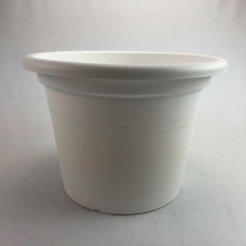 Fiori vaso bianco Ø 20-50cm VASI PORTA VASO FIORIERA VASO IN PLASTICA
