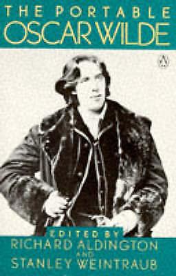 """1 of 1 - """"VERY GOOD"""" The Portable Oscar Wilde (Penguin Classics), Wilde, Oscar, Book"""