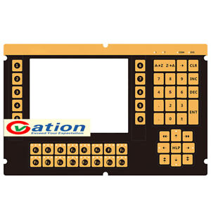 NEW FOR Membrane switch touch panel LAUER/raul PCS9100 Membrane Keypad