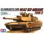 Tamiya-35326-U-S-Main-Battle-Tank-M1A2-Sep-Abrams-Tusk-II-1-35 miniature 1