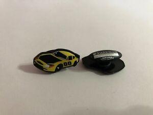Yellow-Race-Car-Shoe-Doodle-For-Rubber-Shoes-or-Crocs-Shoe-Charm-PSC200