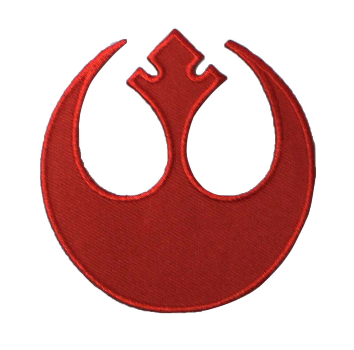 Rebel Alliance Galactic Empire Symbol Star Wars Embroidered Iron-On Sew patch