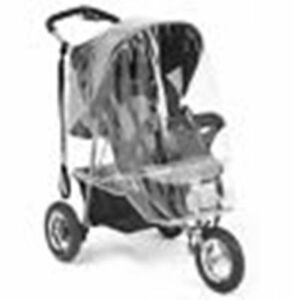 Details About New Raincover Rain Cover For 3 Wheeler Pushchair Baby Jogger City Lite Stroller