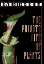 The Private Life of Plants, Attenborough, David, Good Condition, Book