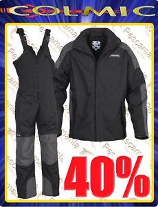 Angelsport Anzug Jacke und Latzhose Wasserdichte Regen Hq-Colmic Angeln Kleidung