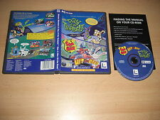 DAY OF THE TENTACLE + SAM & MAX Hit The Road Pc Cd Maniac Mansion II - FAST POST
