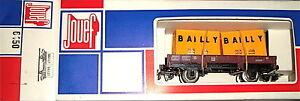 Bailly-WAGON-DE-MARCHANDISES-JOUEF-6450-H0-1-87-A