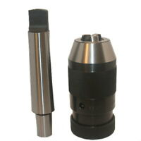 Mt2 With Tang J3 & Drill Chuck Jt3 1/8-5/8,