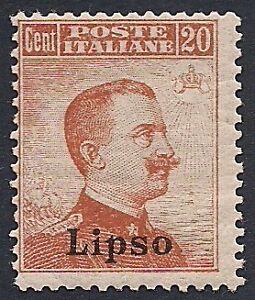 EGEO-LIPSO-1917-20-c-MICHETTI-n-9-110