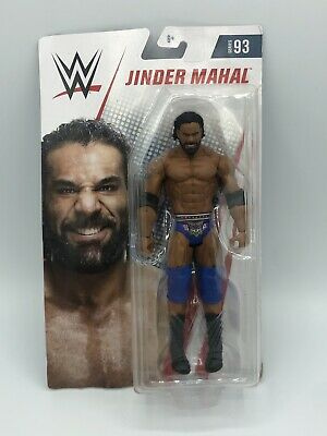 NEW MATTEL TOY WRESTLING WWE ACTION FIGURE SERIE BASIC 93