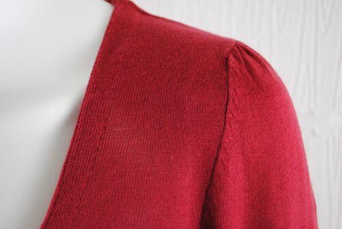 Da Donna Esprit Girocollo Alto Maglione Morbido Cotone Taglia 8 a 20 Donna