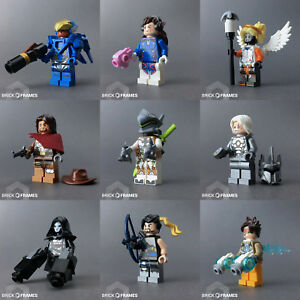 LEGO-Overwatch-Minifigures-Brand-New-SELECT-YOUR-MINIFIG-Blizzard