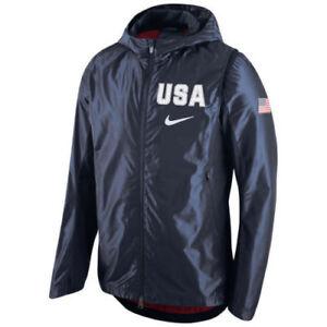 buy online 8f176 4b462 Image is loading 33953X-US4-Men-039-s-Nike-USA-Basketball-