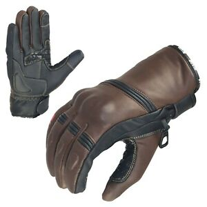 Blade-Motorbike-Motorcycle-Gloves-Leather-Waterproof-Thermal-Winter-Summer