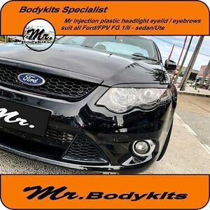 Mr-EyeLid-Headlight-Eye-brows-FG-Ford-Falcon-XR6-XR8-G6-G6E-XT-Sedan-Ute-698