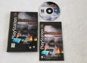 Destruction Derby PlayStation 1 PS1 COMPLETE LONG BOX