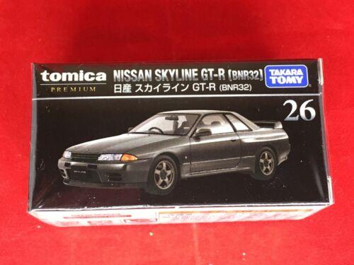 BNR32 Tomica Premium 26 Nissan Skyline GT-R