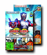 KAMEN RIDER Dragon Knight - Season 1 komplett, Vol. 1+2, Ep. 1-10(2 DVD)*NEU OVP