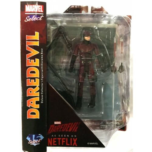 Marvel Select Action Figures Varie Fumetti e Film.