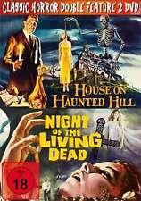 Horror Klassiker Box HOUSE ON HAUNTED HILL + NIGHT OF THE LIVING DEAD DVD Box